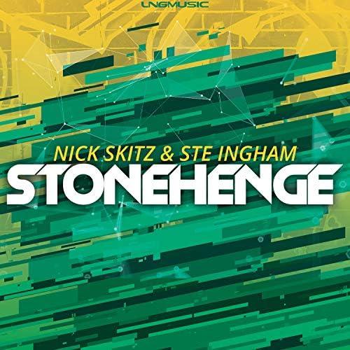 Nick Skitz, Ste Ingham