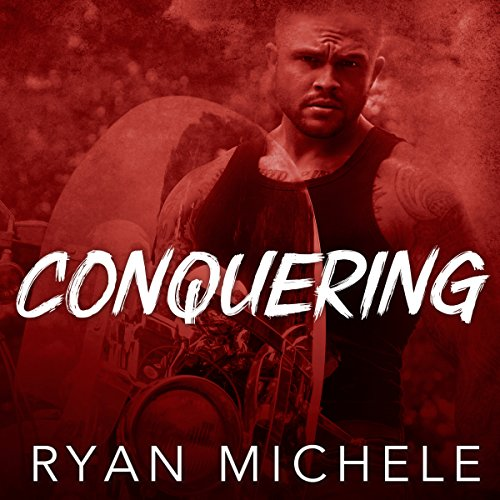 Conquering  audiobook cover art