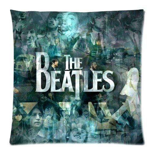 Beroemde Band De Beatles Aangepaste Kussensloop Sham Kussen Kussen Hoesje Twee Zijden Gedrukt 18 * 18 inch Inches