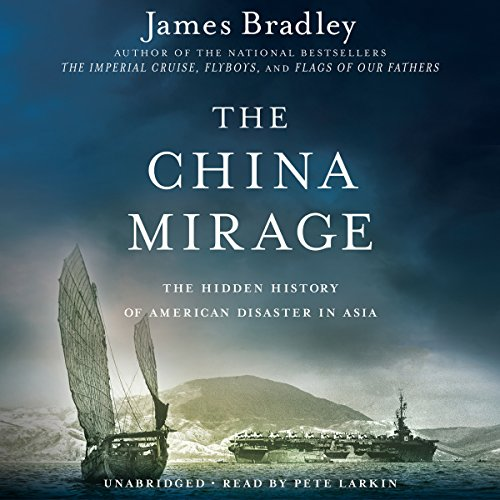 The China Mirage audiobook cover art