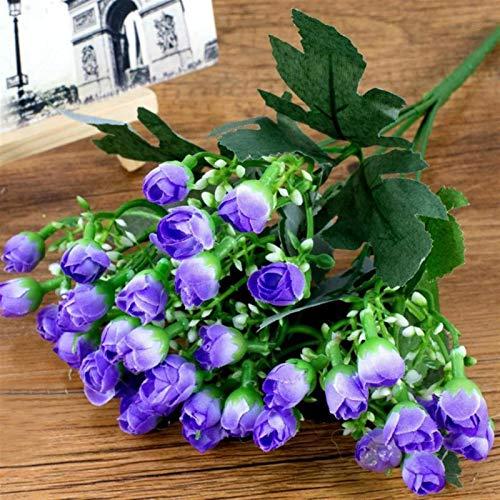 WZD DIY Blumenarrangement Seide...