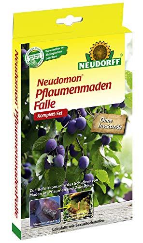 Neudorff 33439 Neudomon Pflaumenmadenfalle 1 Set