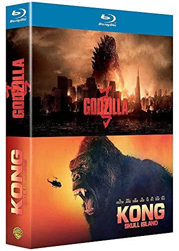 Godzilla + Kong: Skull ကျွန်း - Blu-Ray Box