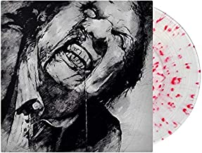 Night of the Living Dead Original Score from the 1990 Motion Picture Clear Vinyl W/ Red Splatter Exclusive Color Variant
