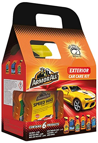 Armor All Car Care Kit, Gift Set...