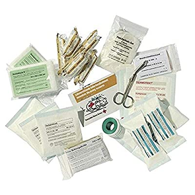 Durable 197200 First Aid Kit M Refill Assorted Colours Conforms to DIN 13164 by Durable