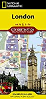 National Geographic Destination City Map 2018 London