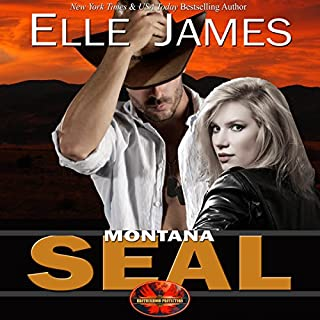 Montana SEAL     Brotherhood Protectors, Book 1              By:                                                                                                                                 Elle James                               Narrated by:                                                                                                                                 Gregory Salinas                      Length: 3 hrs and 51 mins     85 ratings     Overall 4.5