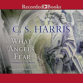 What Angels Fear audiobook cover art
