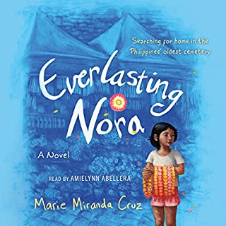 Everlasting Nora audiobook cover art