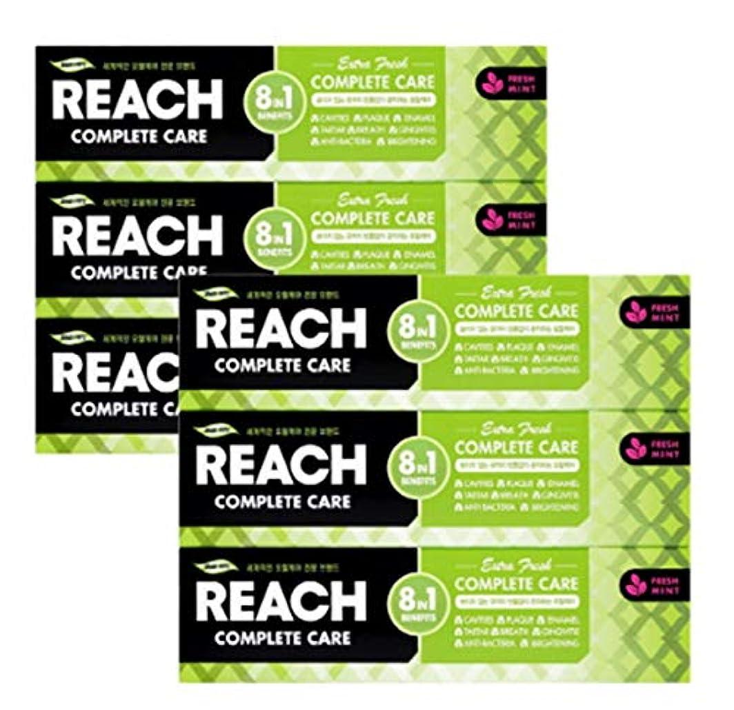 ためらう犯人逆[LG生活と健康] LG Rich Complete Care Toothpaste Extra Freshリッチコンプリートケア歯磨き粉エクストラフレッシュ120gx6つの(海外直送品)