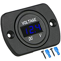 best top rated volt meter gauges 2021 in usa