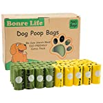 Bonre Life-Dog Poop Bags-540 BioBags,Super Strong,Extra Thick,Leak Proof Dog Waste Bags Made from Corn Starch,Biodegradable Dog Poo Bags 7