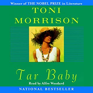 Tar Baby audiobook cover art