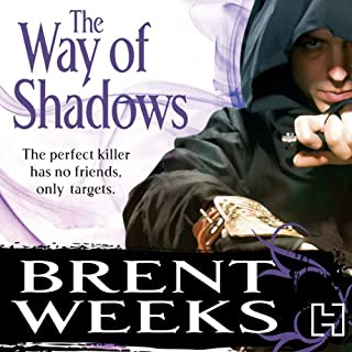The Way of Shadows: Night Angel Trilogy, Book 1                   By:                                                                                                                                 Brent Weeks                               Narrated by:                                                                                                                                 Paul Boehmer                      Length: 21 hrs and 4 mins     285 ratings     Overall 4.5