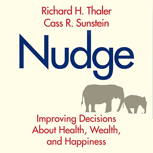 Page de couverture de Nudge