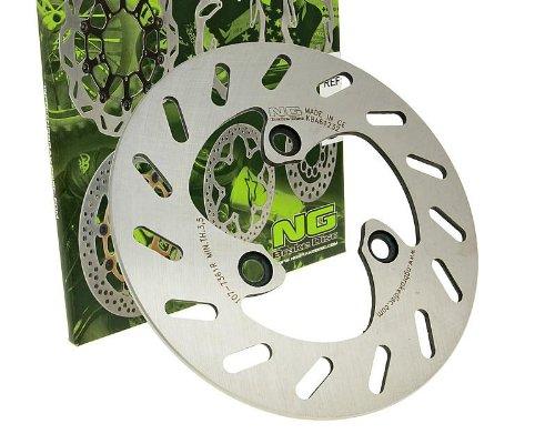 NG 190mm Bremsscheibe für Yamaha BWS 50 NG (VORN), Slider 50 (VORN), Aerox 100 (VORN/HINTEN)