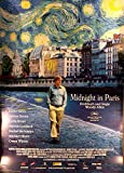 Midnight In Paris - Kathy Bates - Carla Bruni - Filmposter