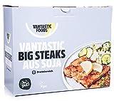 Grands steaks de soja Vantastic Foods-Produit végan sans gluten-500 g