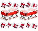 Drehfilter Slim-filter 6mm Zigarettenfilter 68 Beutel x 120 Stück Finefilter Slim-Filter-Tips Dark...