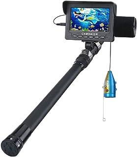 GRXXX Submarino Finder Finder HD Pantalla de Color TFT de 4.3 Pulgadas HD Vista HD 1000 Kit de cámara TVL (15 m)