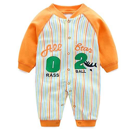 Rompers Unisex-Pasgeboren Baby nachtkleding Cotton Bodysuit met lange mouwen Jumpsuit voor Newborn Infant Baby Boy Girl Outfits Kleding