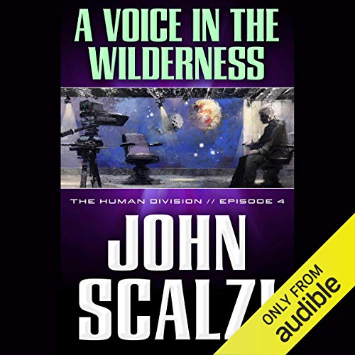 A Voice in the Wilderness Titelbild