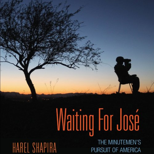 Waiting for Jose audiobook cover art