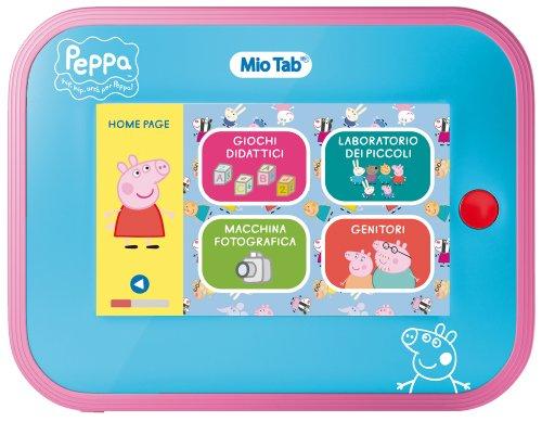 Liscianigiochi 42562 - Mio Tab Peppa Pig [Versione 2013]