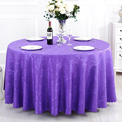 l'hôtel tissu tissus cycle tableau hôtel restaurant café tissu european table tableau tissu 100 * 150cm,deep purple,280cm circulaire