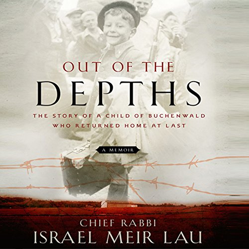 Couverture de Out of the Depths