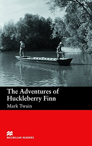Macmillan Readers Adventures of Huckleberry Finn The Beginner Reader