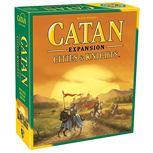 Catan: Cities & Knights Expansion - 5th Edition -  Board Game