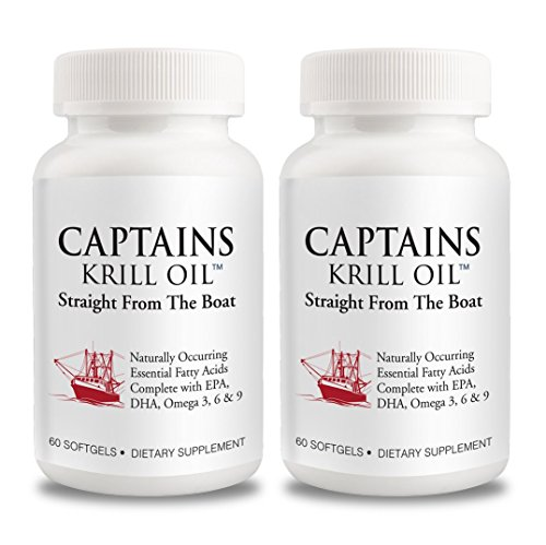Captains Krill Oil: Different…from a Boat, Not a Factory. (2)