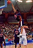 MasonArts Vince Carter 24inch x 35inch Silk Poster Dunk and Shot Wallpaper Wall Decor Silk Prints for Home and Store