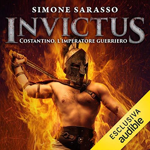Invictus audiobook cover art