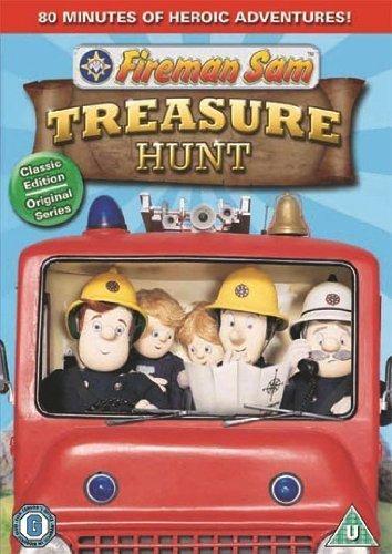 Fireman Sam - Treasure Hunt [DVD] [2011] [UK Import]