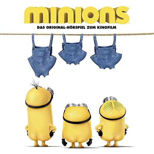 Minions - Das Original-Hörspiel zum Kinofilm