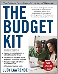 Useful new dad gift idea - budgeting book