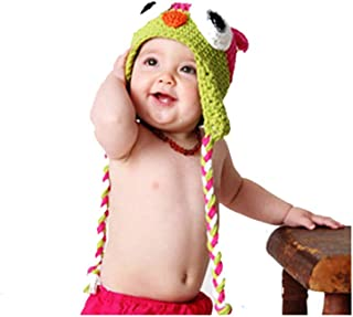 56a6c2771de8 Jxth-ba Traje de fotografía de recién Nacido Sombrero de fotografía de bebé  niño Gorro