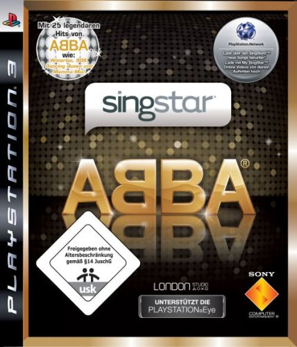 Sony Computer Entertainment SingStar ABBA
