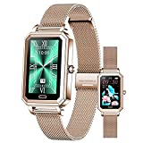 HQPCAHL Smartwatch para Mujeres para Android E iOS Rastreador De...