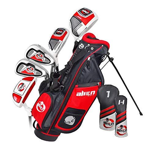 Alien Golf Junior 8 Piece Set