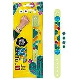 LEGO 41922 Dots Pulsera Cactus Guay, Manualidades para Niños y Niñas, Juego...