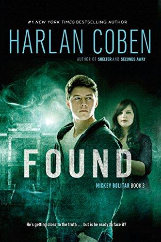 Found (A Mickey Bolitar Novel)