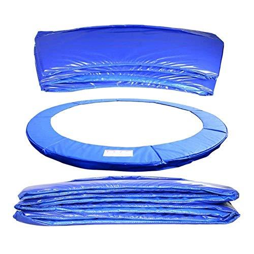 SFSGH Almohadilla Envolvente de trampolín de Repuesto Premium de Rebote Superior, 6 pies, 8 pies, 10 pies, 12 pies, 13 pies, Resistente a los Rayos UV, PVC, Espuma EPE, Protector de segu