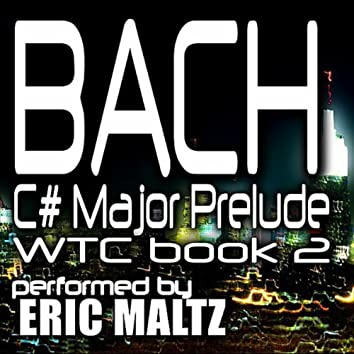 Prelude # 3 in C Sharp, BWV 872