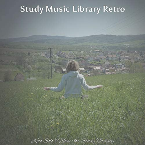 Study Music Library Retro