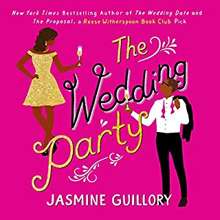 The Wedding Party                   By:                                                                                                                                 Jasmine Guillory                           Length: 10 hrs     Not rated yet     Overall 0.0