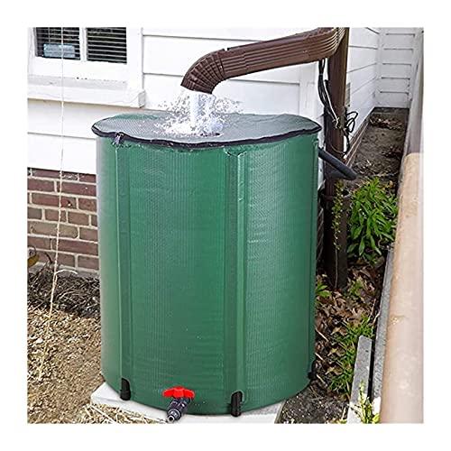SHIJINHAO Contenedor Portador De Agua De Gran Capacidad para Exteriores, Cubo De Almacenamiento De Agua Flexible Plegable, Anti-envejecimiento Usado para Invernadero, Jardín